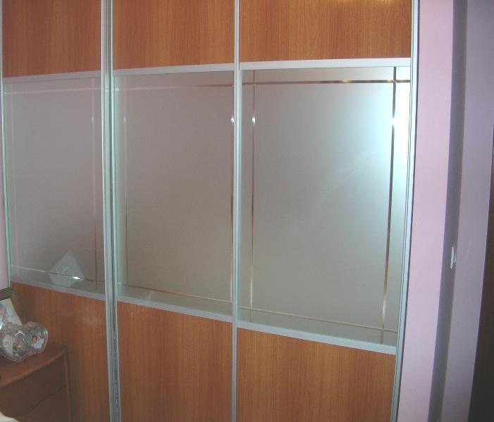 Vidrios para armarios