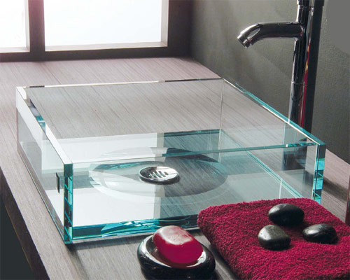 Lavabos de cristal torrelavega lavabos de cristal for Lavabo vidrio